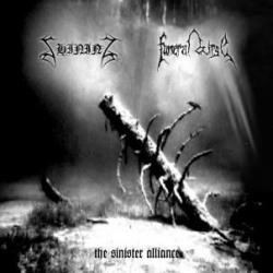 Shining / Funeral Dirge - The sinister alliance