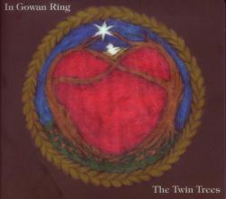 In Gowan Ring - The twin trees