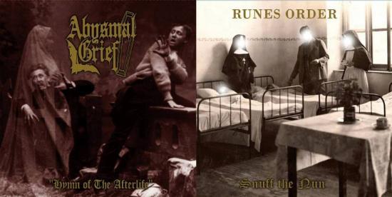 Abysmal Grief - Runes Order split