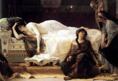 Alexandre Cabanel - Phedre (1880)