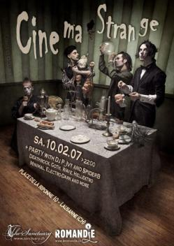 Cinema Strange - Lausanne 2007