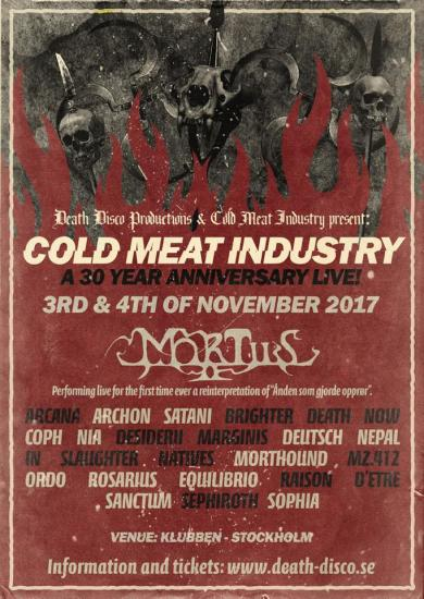 Cold Meat Industry festival