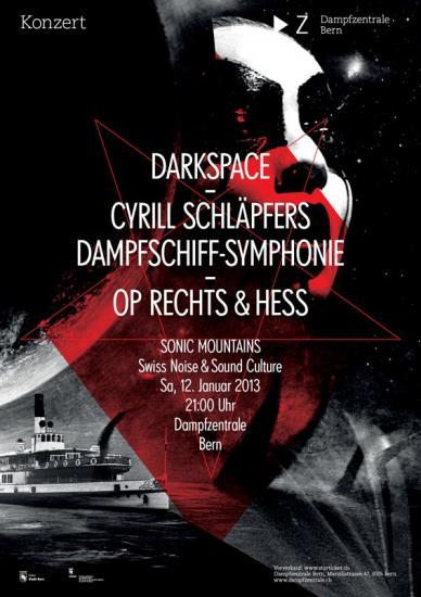 Darkspace - 12.01.2013