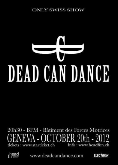 Dead Can Dance - Genève