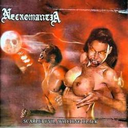 Necromantia - Scarlet evil - Black Lotus version
