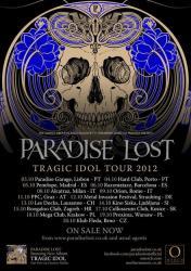 PARADISE LOST (13.10.2012 - Lausanne)