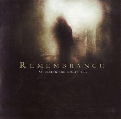 Remembrance - Silencing the moments